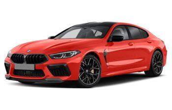 2020 BMW M8 Gran Coupe - Motegi Red Metallic