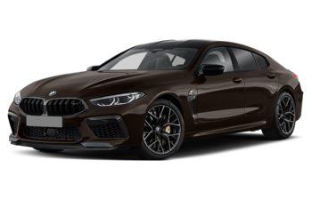 2020 BMW M8 Gran Coupe - Almandine Brown Metallic