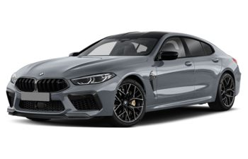 2020 BMW M8 Gran Coupe - Frozen Bluestone Metallic