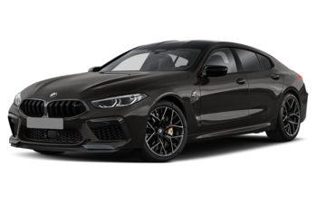 2020 BMW M8 Gran Coupe - Frozen Dark Brown