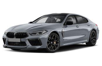 2020 BMW M8 Gran Coupe - Pure Metal Silver