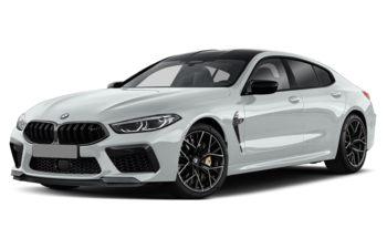 2020 BMW M8 Gran Coupe - Frozen Brilliant White