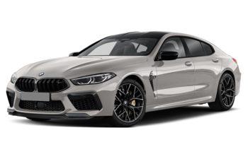 2020 BMW M8 Gran Coupe - Frozen Cashmere Silver