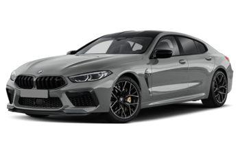 2020 BMW M8 Gran Coupe - Frozen Dark Silver