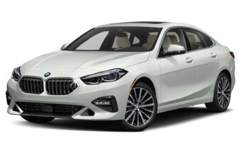 2021 BMW 228 Gran Coupe - Alpine White