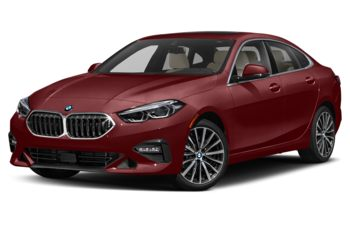 2021 BMW 228 Gran Coupe - Melbourne Red Metallic