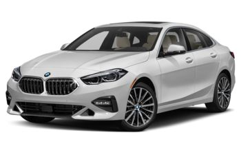 2021 BMW 228 Gran Coupe - Mineral White Metallic