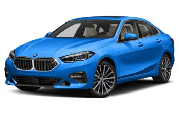 2021 BMW 228 Gran Coupe - Misano Blue Metallic