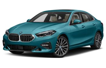 2021 BMW 228 Gran Coupe - Snapper Rocks Blue Metallic