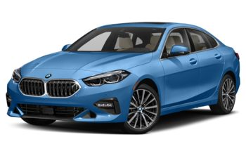 2020 BMW 228 Gran Coupe - Seaside Blue Metallic