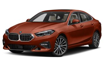 2021 BMW 228 Gran Coupe - Sunset Orange Metallic