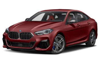 2021 BMW M235 Gran Coupe - Melbourne Red Metallic