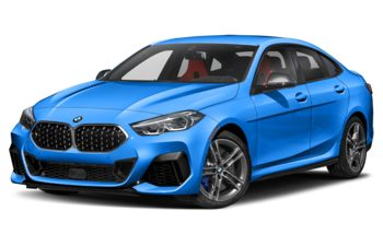 2021 BMW M235 Gran Coupe - Misano Blue Metallic