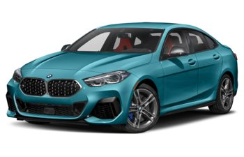 2021 BMW M235 Gran Coupe - Snapper Rocks Blue Metallic