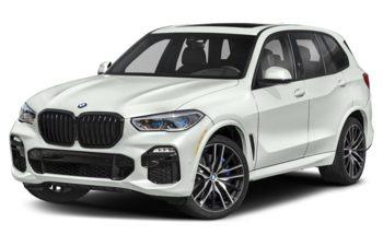 2021 BMW X5 - Alpine White