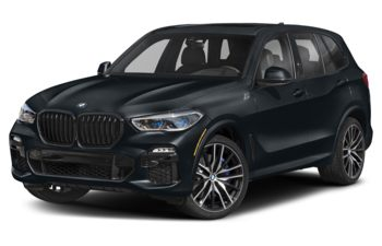 2021 BMW X5 - Carbon Black Metallic