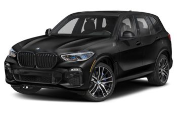 2021 BMW X5 - Black Sapphire Metallic