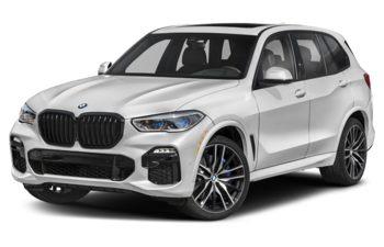 2021 BMW X5 - Mineral White Metallic
