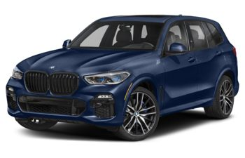 2021 BMW X5 - Phytonic Blue Metallic