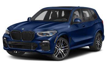 2021 BMW X5 - Tanzanite Blue Metallic