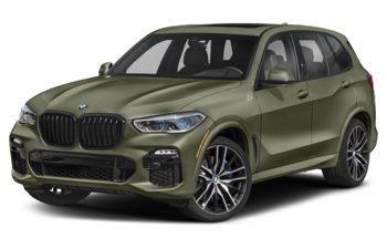 2021 BMW X5 - Urban Green