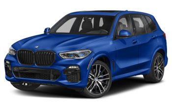 2021 BMW X5 - Avus Blue