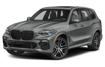 2021 BMW X5 - Lime Rock Grey