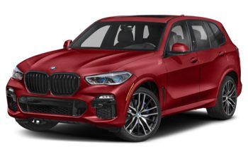 2021 BMW X5 - Ruby Red II