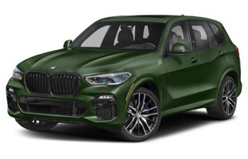 2021 BMW X5 - Verde Ermes