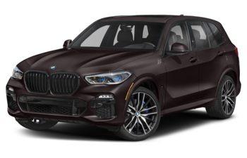 2021 BMW X5 - Ruby Black