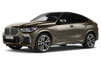 2020 BMW X6 - Manhattan Metallic