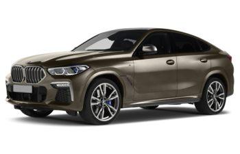 2020 BMW X6 - Manhattan Metallic