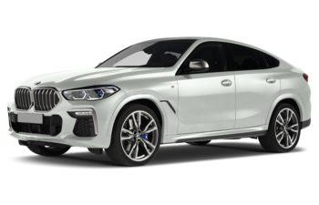 2020 BMW X6 - Alpine White