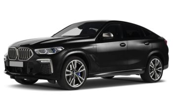 2020 BMW X6 - Black Sapphire Metallic
