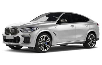 2020 BMW X6 - Mineral White Metallic