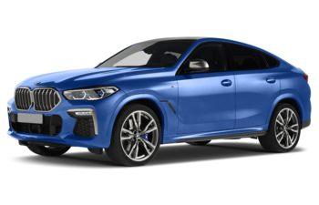 2020 BMW X6 - Riverside Blue Metallic