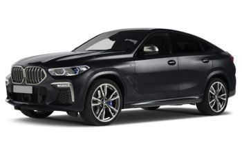 2020 BMW X6 - Arctic Grey Metallic