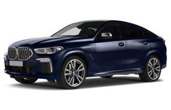 2020 BMW X6 - Tanzanite Blue Metallic