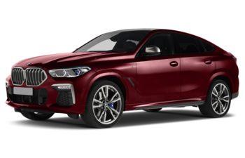 2020 BMW X6 - Ametrine Metallic