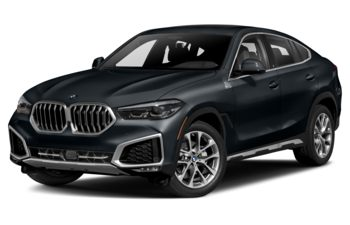 2021 BMW X6 - Carbon Black Metallic