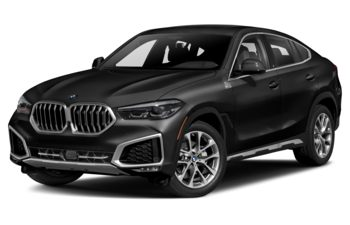 2021 BMW X6 - Black Sapphire Metallic
