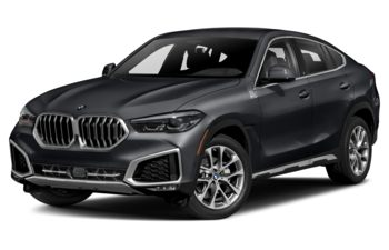 2021 BMW X6 - Arctic Grey Metallic