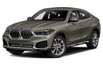 2021 BMW X6 - Manhattan Metallic