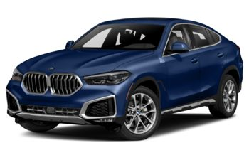 2021 BMW X6 - Tanzanite Blue Metallic