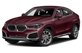 2021 BMW X6 - Ametrine Metallic