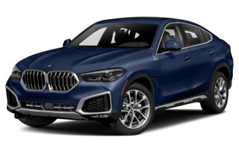 2021 BMW X6 - Phytonic Blue Metallic