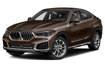 2021 BMW X6 - Sparkling Brown Metallic