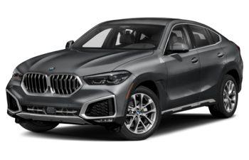 2021 BMW X6 - Dravit Grey Metallic