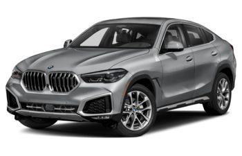 2021 BMW X6 - Gunmetal