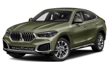 2021 BMW X6 - Urban Green